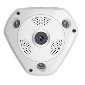 دوربین مداربسته بی سیم تحت شبکه مدل 3D VR Camera