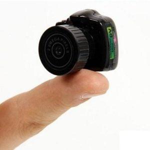 دوربین مخفی انگشتی Y200
