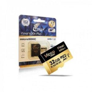 کارت حافظه 32 گیگابایتی ویکومن مدل Extra 600X کلاس 10