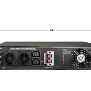 یو پی اس فاراتل مدل DSS1500X-RT