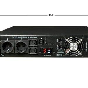 یو پی اس فاراتل مدل DSS3000X-RT-3KW