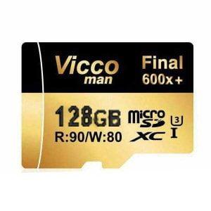 کارت حافظه 128 گیگابایتی ویکو من مدل Final 600x کلاس 10
