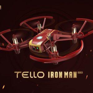 کوادکوپتر دوربین دار DJI Tello Iron Man
