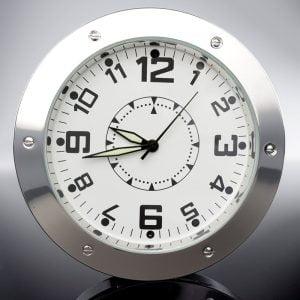 ساعت رومیزی دوربین دار مخفی