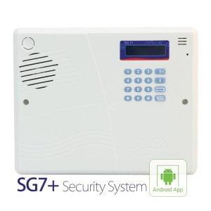 دزدگیر اماکن سایلکس+SG7