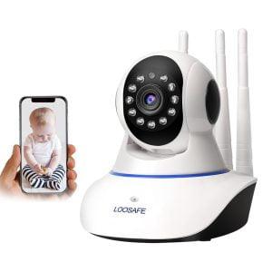 دوربین وای فای کوچک کنترل کودک