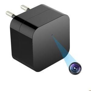 دوربین مخفی طرح شارژر موبایل A8