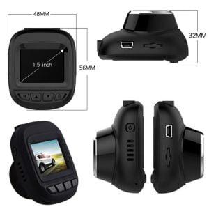 دوربین خودرو فول اچ دی T100W